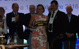 Homenagem do Rotary Club